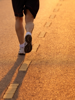 Runners can Strengthen their feet to Avoid Foot Injuries.
